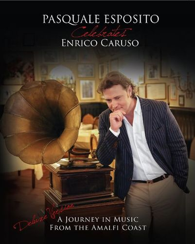 Pasquale Esposito Celebrates Enrico Caruso [Video] [Blu-Ray Disc] 31891183