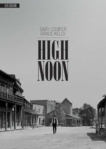 High Noon [Olive Signature] [DVD] [1952] 31908184