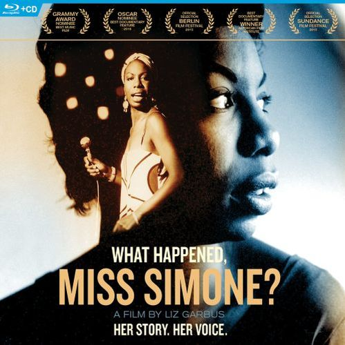 What Happened, Miss Simone? [Blu-ray/CD] [Blu-Ray Disc] 31916022