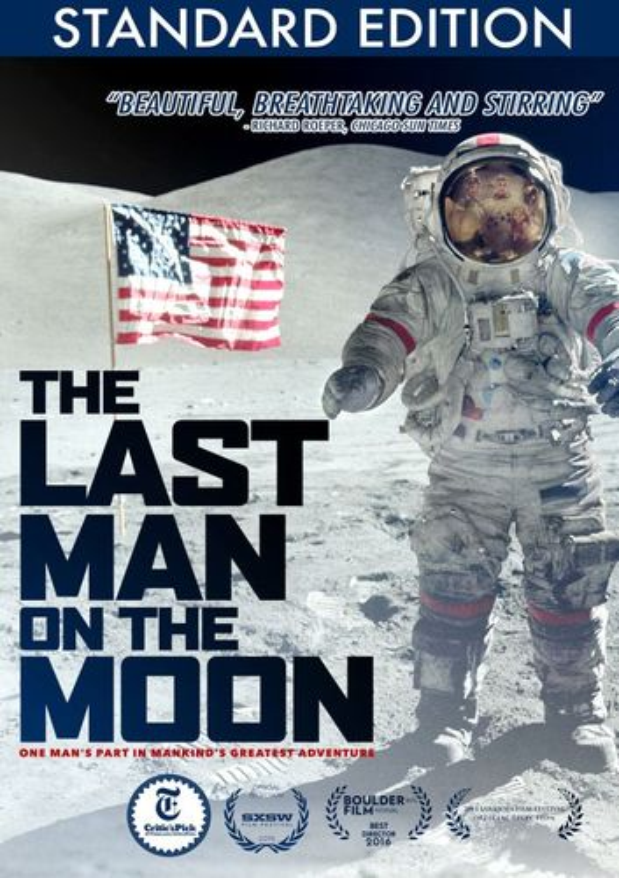 The Last Man on the Moon [DVD] [2014] 31916505