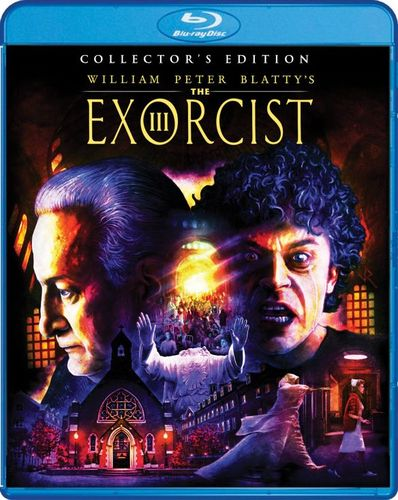 The Exorcist III [Collector's Edition] [2 Discs] [Blu-ray] [1990] 31927324
