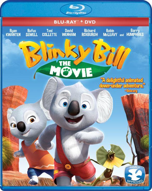 Blinky Bill: The Movie [Blu-ray] [2 Discs] [2015] 31928219