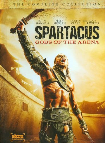 Spartacus: Gods of the Arena - The Complete Collection [2 Discs] [DVD] 3194808