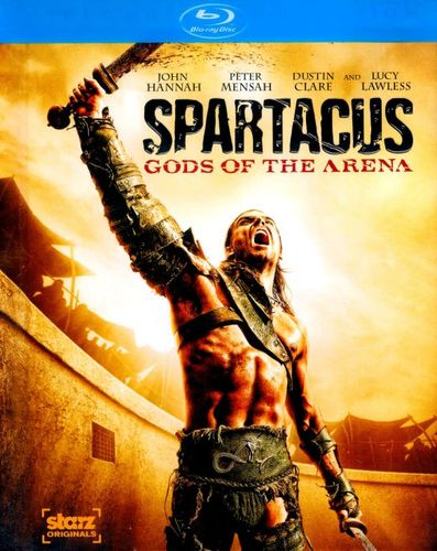 Spartacus: Gods of the Arena - The Complete Collection [2 Discs] [Blu-ray] 3194817