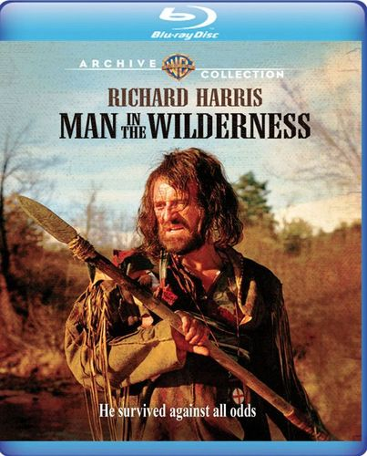 Man in the Wilderness [Blu-ray] [1971] 31951206