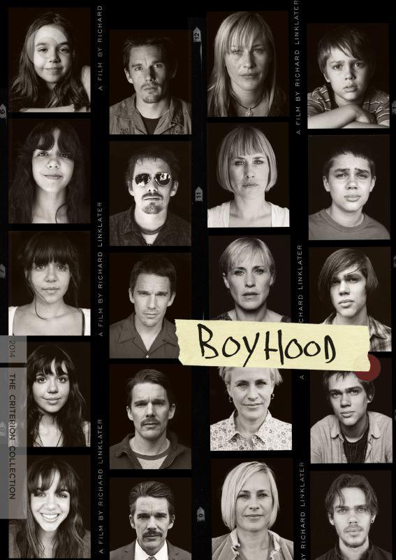 Boyhood [Criterion Collection] [2 Discs] [DVD] [2014] 31961146
