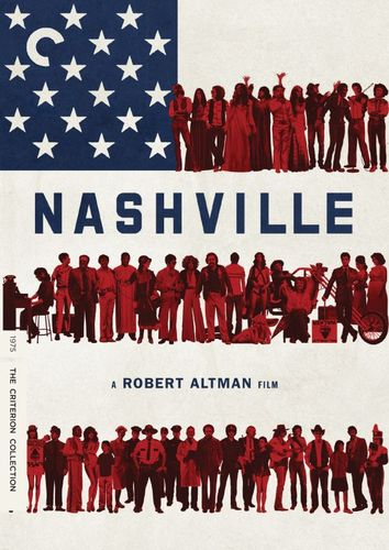 Nashville [Criterion Collection] [2 Discs] [DVD] [1975] 31961164