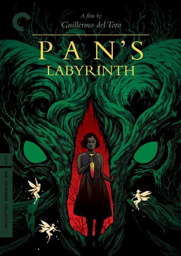 Pan's Labyrinth [Criterion Collection] [2 Discs] [DVD] [2006] 31961182