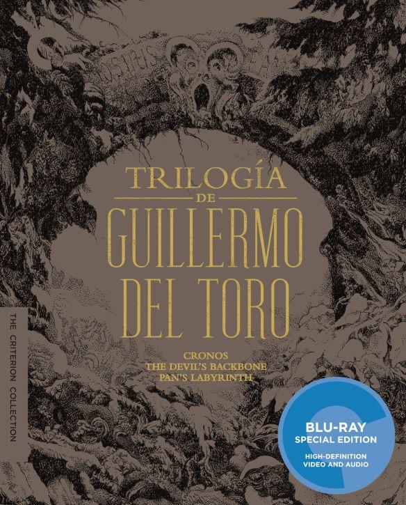 Trilogía de Guillermo del Toro [Criterion Collection] [Blu-ray] 31961191