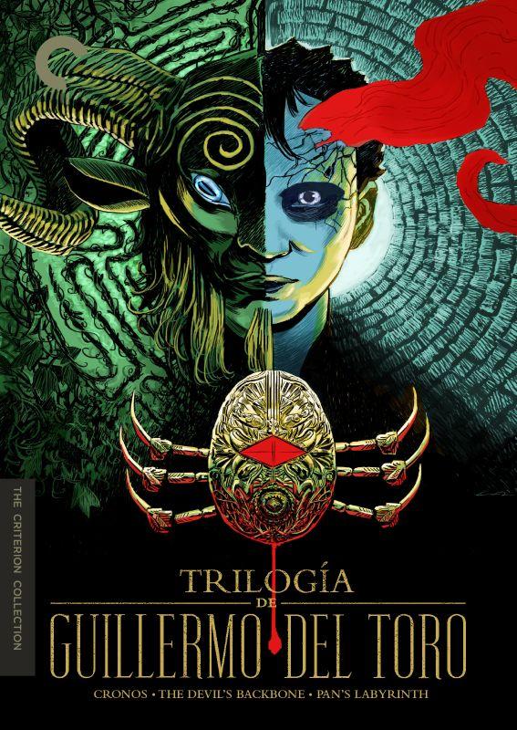 Trilogía de Guillermo del Toro [Criterion Collection] [DVD] 31961233