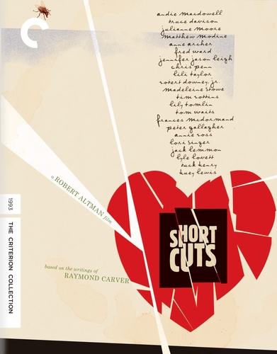 Short Cuts [Criterion Collection] [Blu-ray] [2 Discs] [1993] 31961242