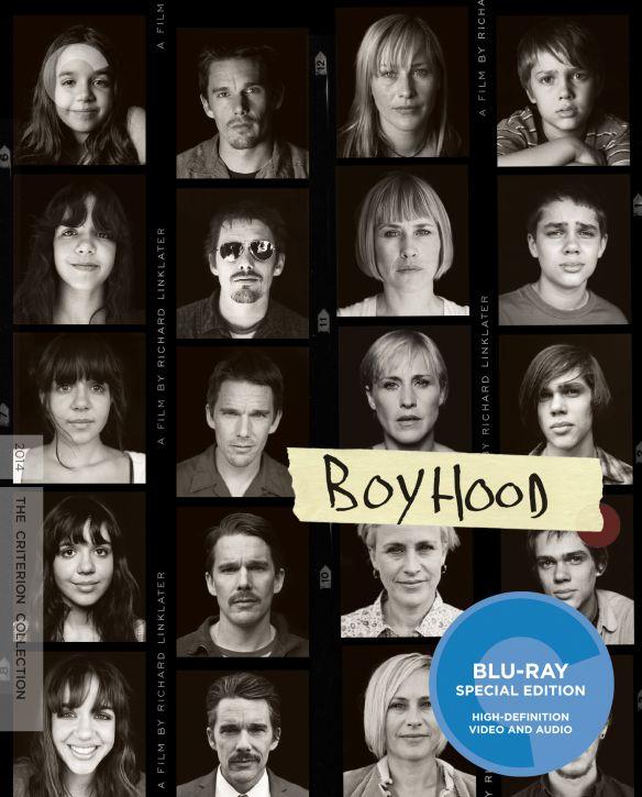 Boyhood [Criterion Collection] [Blu-ray] [2014] 31961301