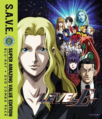 Level E: The Complete Series [S.A.V.E.] [Blu-ray/DVD] [4 Discs] 31963199