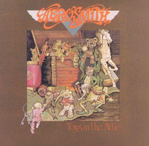 Toys in the Attic [LP] - VINYL 31979175