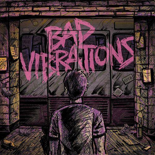 Bad Vibrations [CD] 31981215