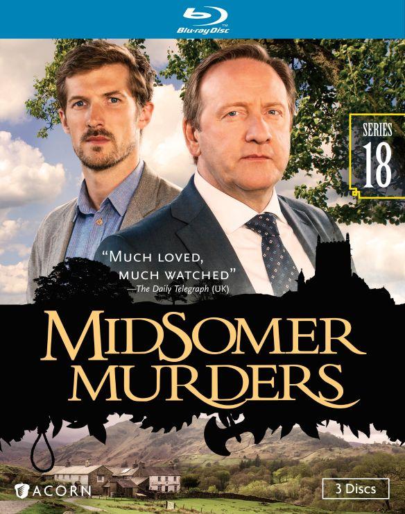 Midsomer Murders: Series 18 [Blu-ray] 31987195