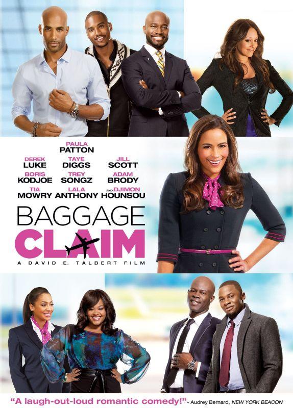Baggage Claim [DVD] [2013] 3200225