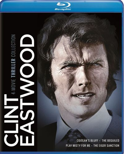 Clint Eastwood: 4-Movie Thriller Collection [Blu-ray] [4 Discs] 32006172