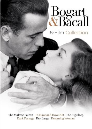 Bogart & Bacall: 6-Film Collection [DVD] 32010234