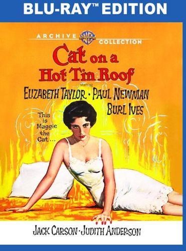 Cat on a Hot Tin Roof [Blu-ray] [1958] 32011146