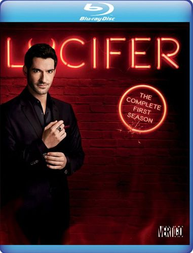 Lucifer: The Complete First Season [Blu-ray] [3 Discs] 32011173