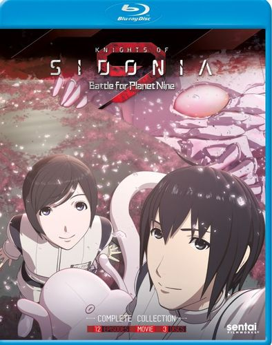 Knights of Sidonia: Battle for Planet Nine - Season 2 [Blu-ray] [3 Discs] 32014371