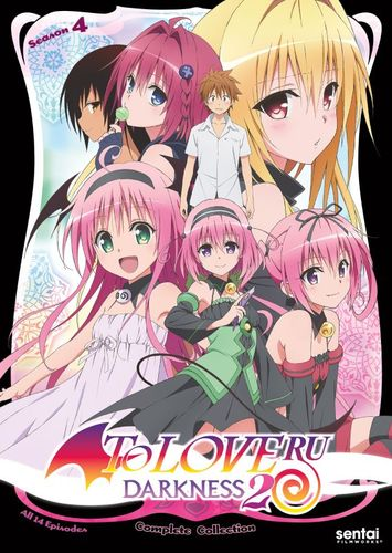 To Love Ru Darkness 2: The Complete Collection [3 Discs] [DVD] 32014422