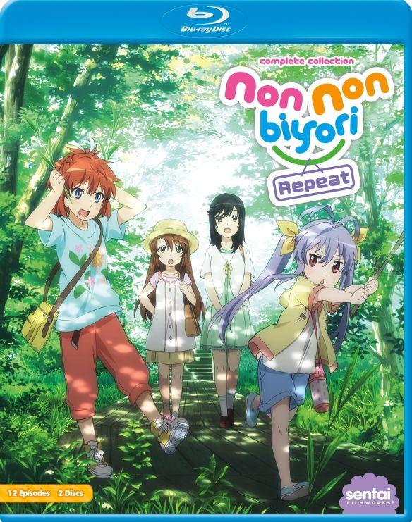 Non Non Biyori Repeat: The Complete Collection [Blu-ray] [2 Discs] 32014431
