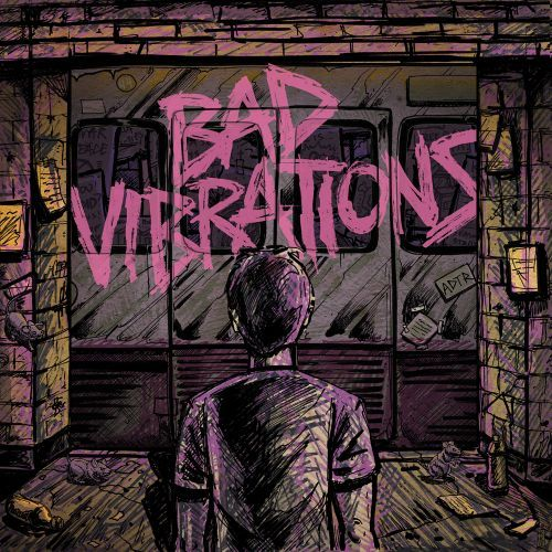 Bad Vibrations [LP] - VINYL 32029327