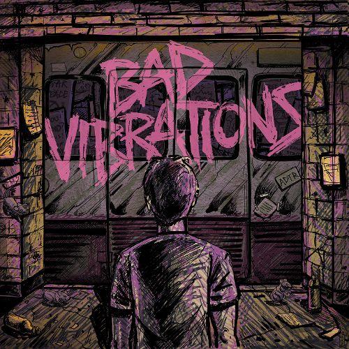 Bad Vibrations [CD] 32029336
