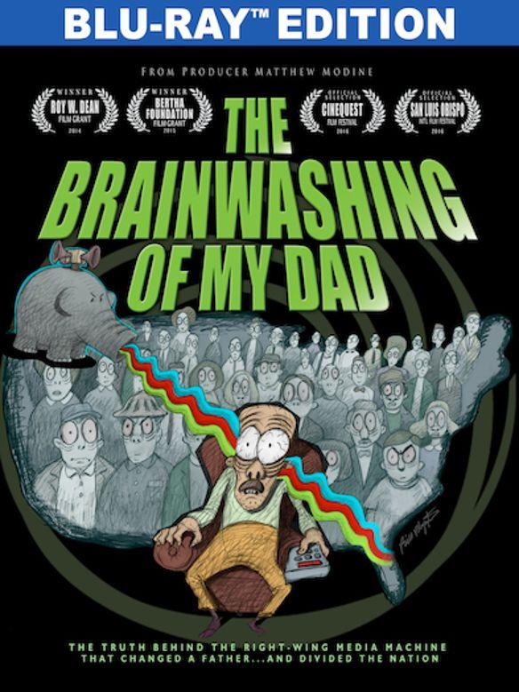 The Brainwashing of My Dad [Blu-ray] [2015] 32033181