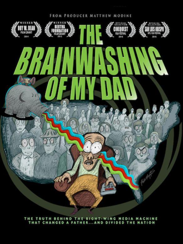 The Brainwashing of My Dad [DVD] [2015] 32033205