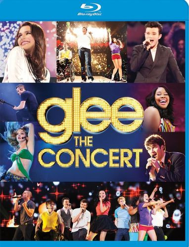 Glee: The Concert [Blu-ray] [2011] 32036211