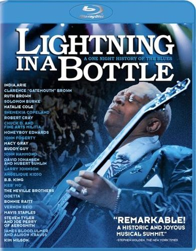 Lightning in a Bottle [Blu-ray] [2004] 32036307