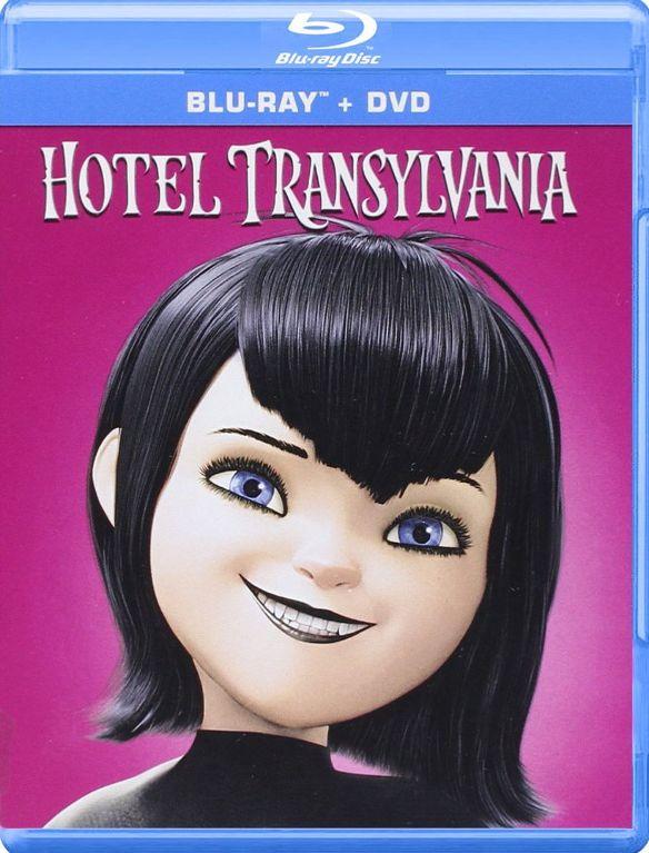 Hotel Transylvania [Blu-ray/DVD] [2 Discs] [2012] 32036547