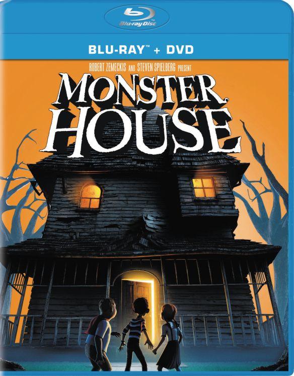 Monster House [Blu-ray/DVD] [2 Discs] [2006] 32036629