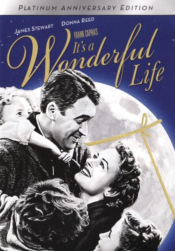 It's a Wonderful Life [2 Discs] [DVD] [1946] 32036701