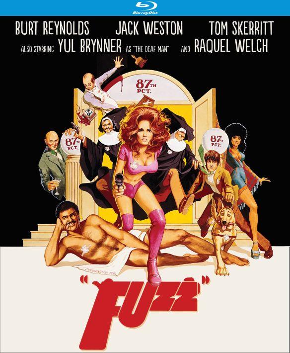Fuzz [Blu-ray] [1972] 32037466