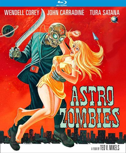 The Astro-Zombies [Blu-ray] [1968] 32037484