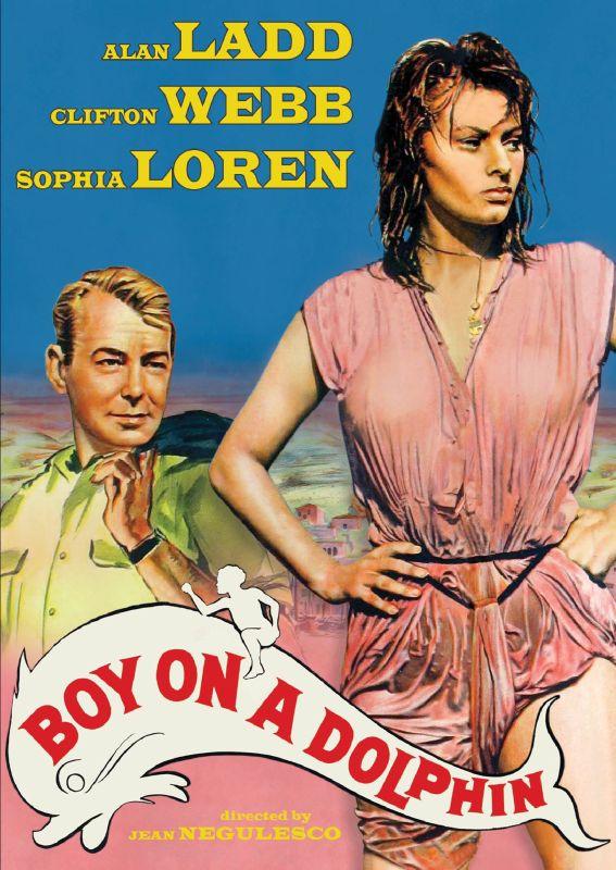 The Boy on a Dolphin [DVD] [1957] 32037537