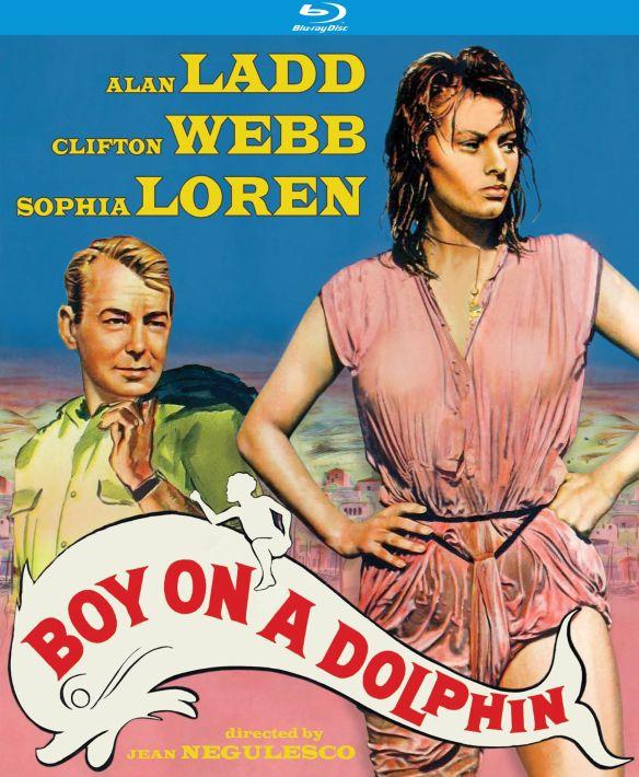 The Boy on a Dolphin [Blu-ray] [1957] 32037546
