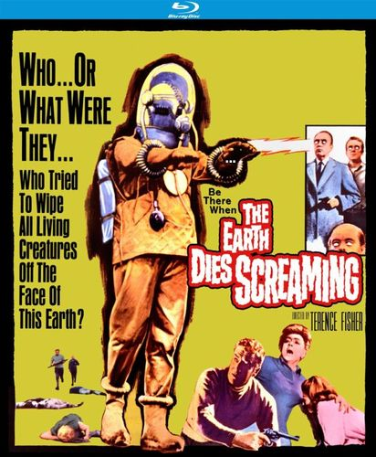 The Earth Dies Screaming [Blu-ray] [1964] 32037564
