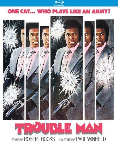 Trouble Man [Blu-ray] [1972] 32037591