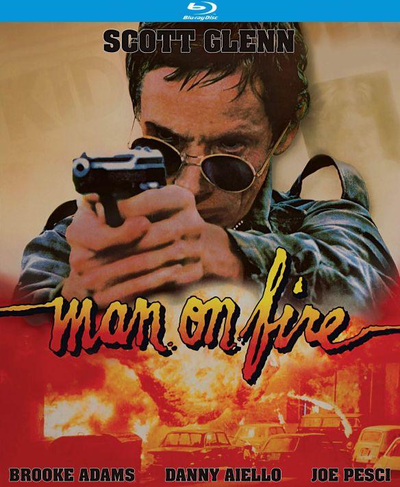 Man on Fire [Blu-ray] [1987] 32037628