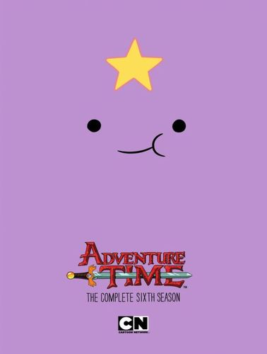 Adventure Time: The Complete Sixth Season [3 Discs] [DVD] 32039708