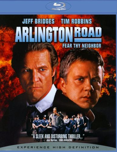 Arlington Road [Blu-ray] [1999] 3204047