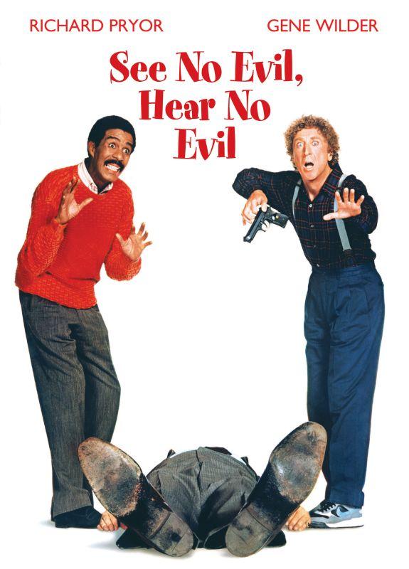 See No Evil, Hear No Evil [DVD] [1989] 3204116