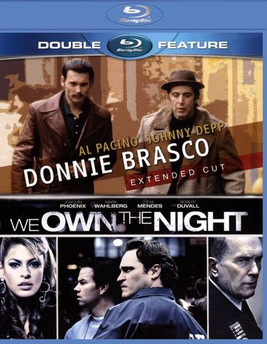 Donnie Brasco/We Own the Night [Blu-ray] 32044378