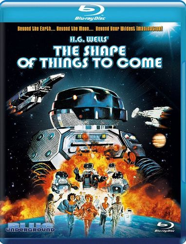 The Shape of Things to Come [Blu-ray] [1979] 32047697
