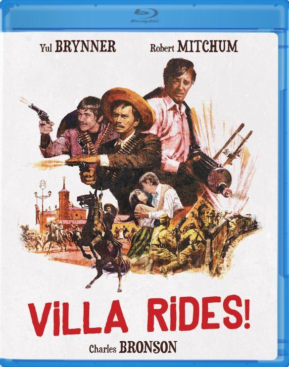 Villa Rides [Blu-ray] [1968] 32048505